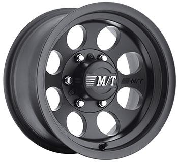 Classic III Black Tires