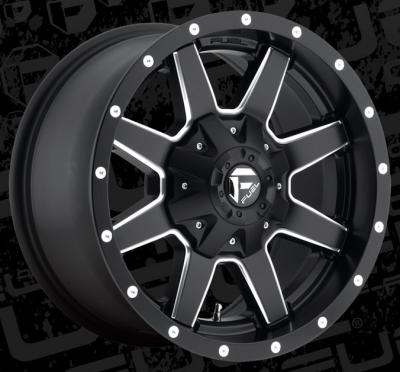 D538 - Maverick Tires