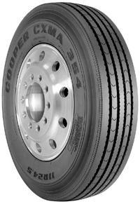 CXMA 354 Tires