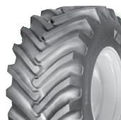 Harvester TR137 Tires